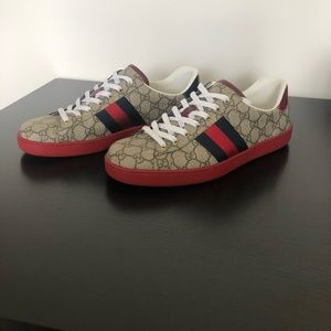 Gucci New Ace GG sneaker